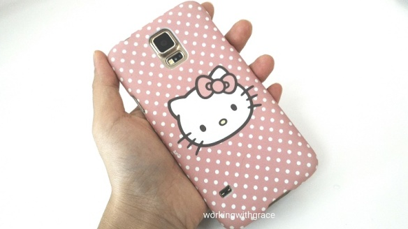 Hello Kitty Samsung Phone Case