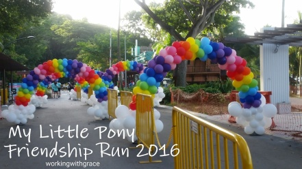 My Little Pony Run 2016