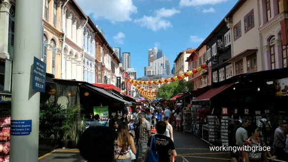 Singapore Chinatown Maple Lodge