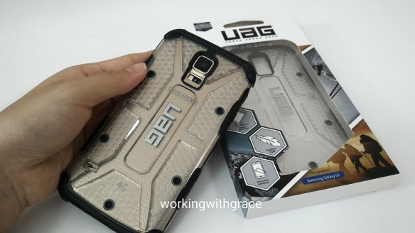 Urban Armor Gear Samsung Phone Case