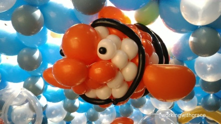 Balloon Nemo