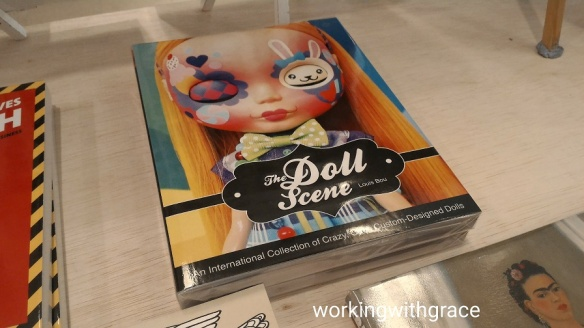 Booktique The Doll Scene