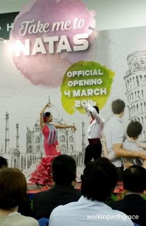 NATAS Singapore