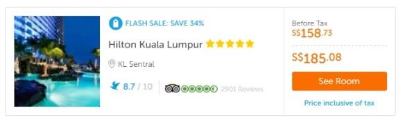 Traveloka Flash Sales