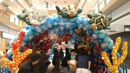 Underwater World Balloon Exhibition