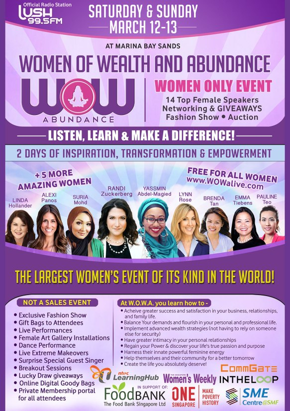 Women of Wealth And Abundance