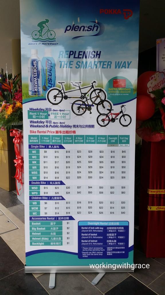Bikes @ Waterway