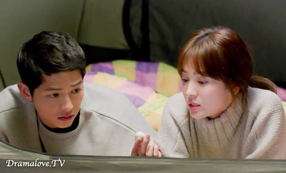 Descendants Of The Sun ep 16