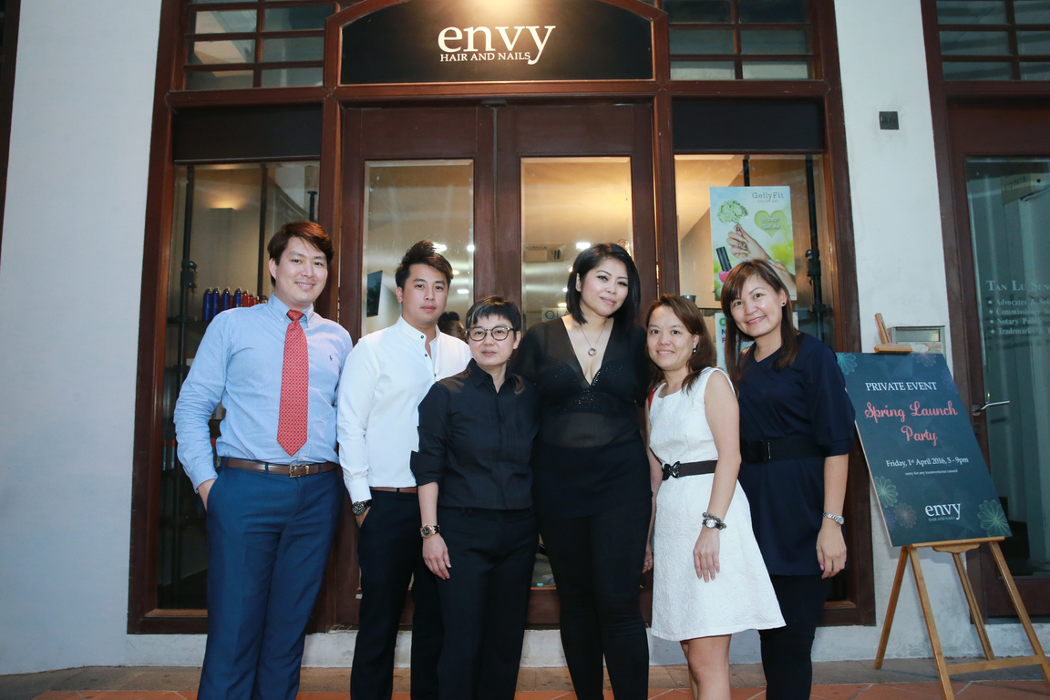 Envy Hair and Nails