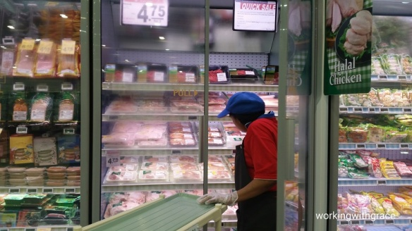 NTUC FairPrice Food Safety