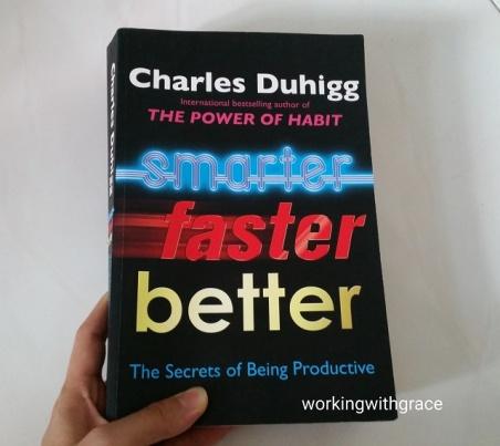 Smarter Faster Better Charles Duhigg