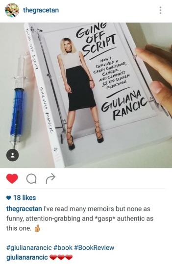 Giuliana Rancic book
