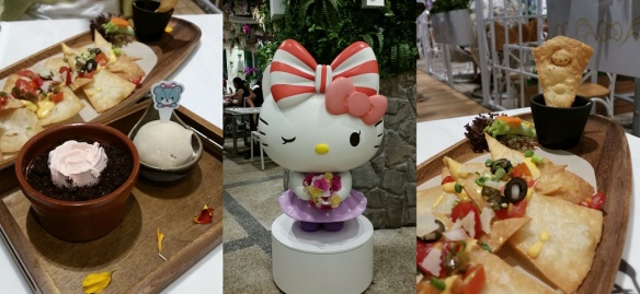 Hello Kitty Cafe Singapore
