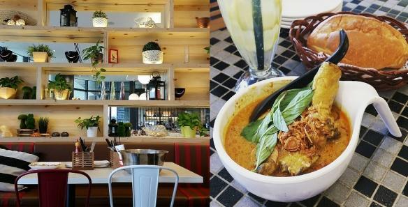 So Pho vietnamese food at Waterway Point