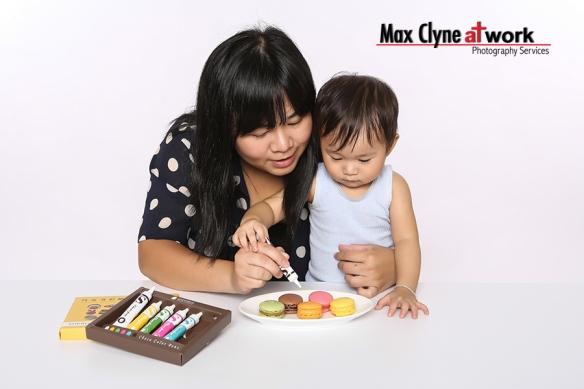 Sophisca Choco Colouring Pens Macaron Art