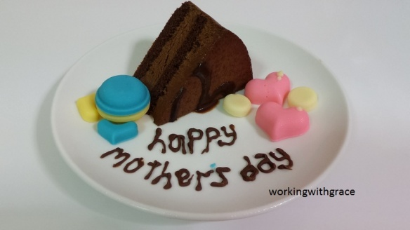 Sophisca Mother's Day Chocolate Art