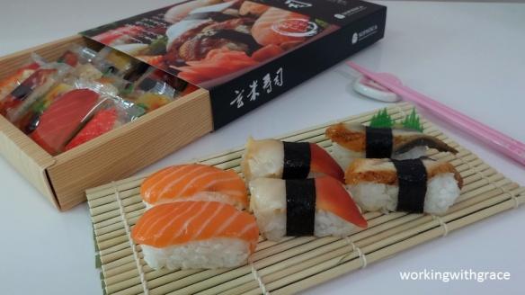 Sophisca Sushi Bento