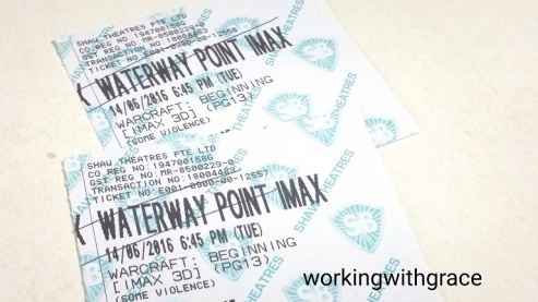 Waterway Point Shaw IMAX cinema