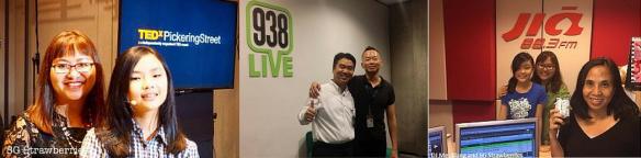 Blogging Workshops Singapore - Students