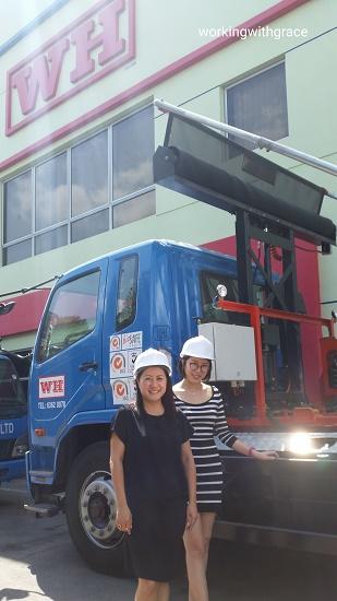 Melissa Tan Wah & Hua Pte Ltd