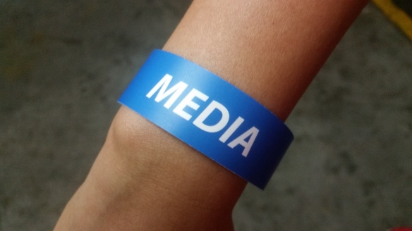 Pocari Sweat Run media invite