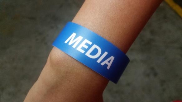 Pocari Sweat Run media invite