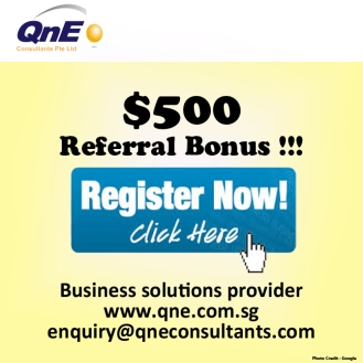 Refer A Friend Successfully For $500