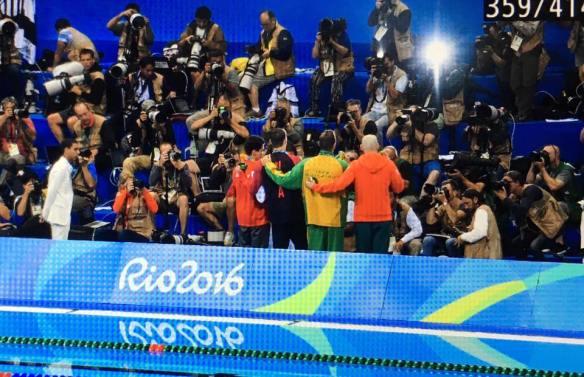 Joseph Schooling Olympics Gold