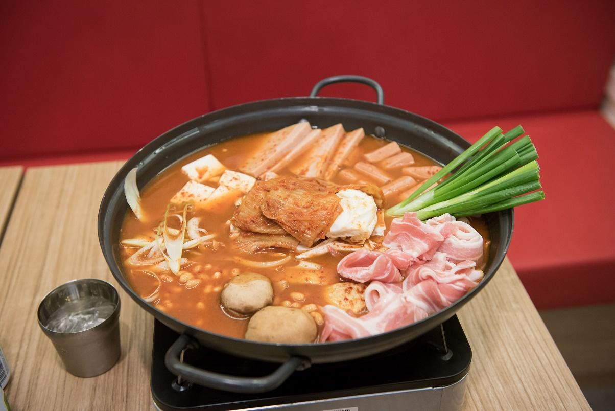 Seoul Jjimdak Army Stew