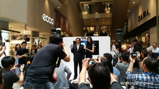 ASUS ZenFone 3 Media Launch