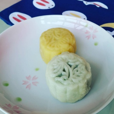 Snowskin Mooncake Recipe
