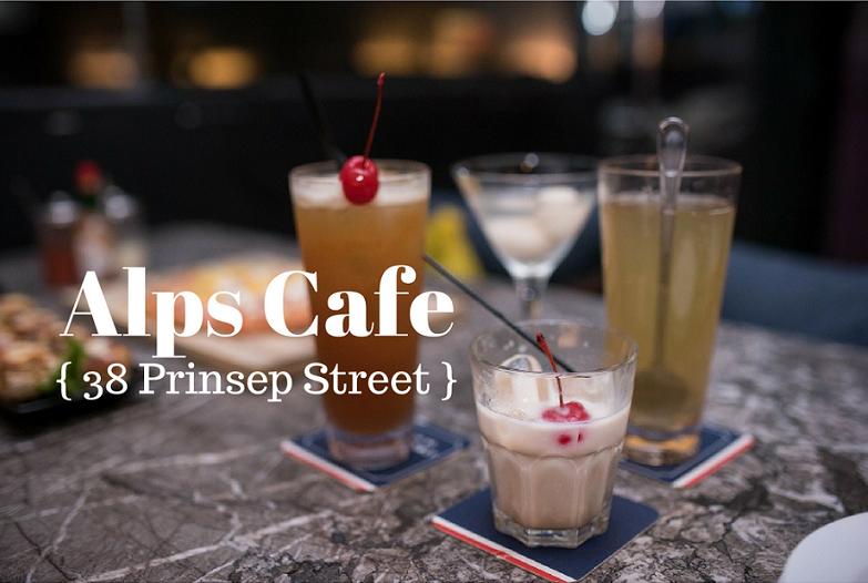 Alps Cafe