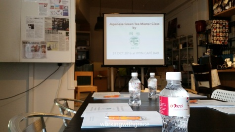 Japanese Green Tea Masterclass e2i
