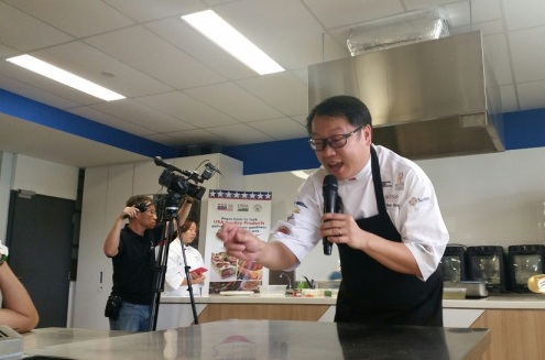 Chef Teo Yeow Siang