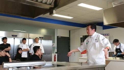 Chef Anderson Ho