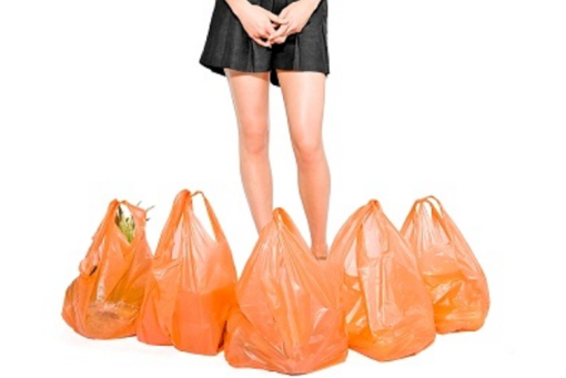 Plastic Bags for groceries