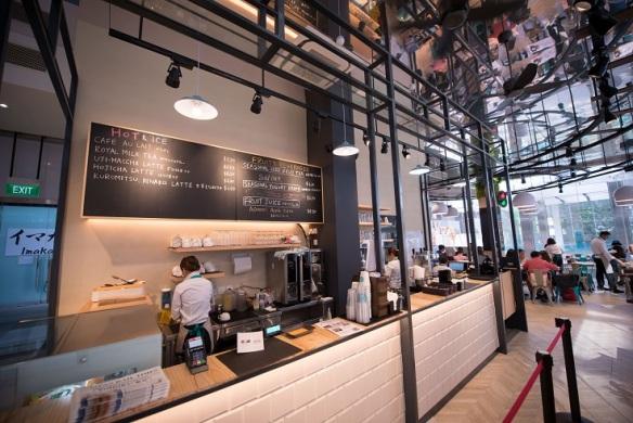 Japanese Cafe Singapore