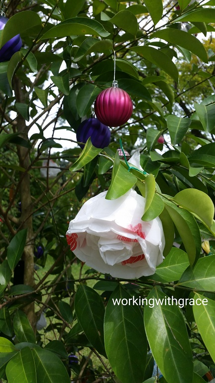 Plastic Bag Rose
