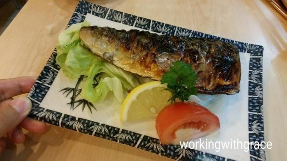 Tamako Meal Saba Shio