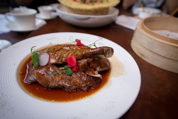 VLV Singapore Roasted Crispy Duck