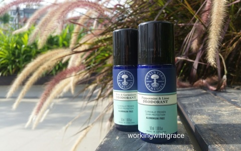 Neal's Yard Deodorants