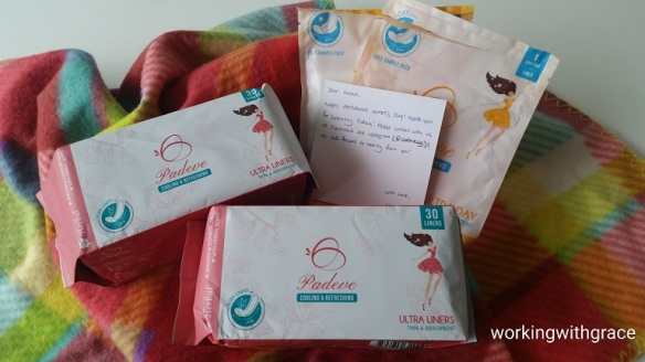 Padeve Herbal Sanitary Pad
