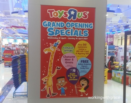 Waterway Point Toys R Us