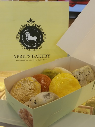 April's Bakery Tampines