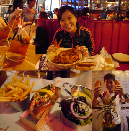 Burger and Lobster Resorts World Genting