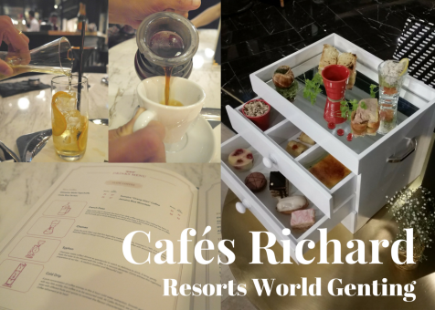 Cafés Richard resorts world genting