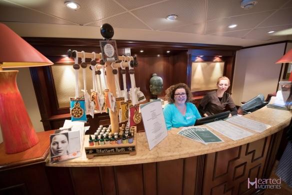 Insignia Cruise Spa