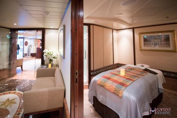 Oceania Insignia Cruise Spa