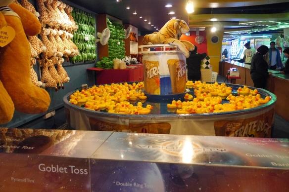 Resorts World Genting arcade