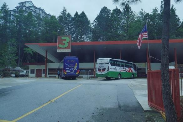 Resorts World Genting bus rest stop